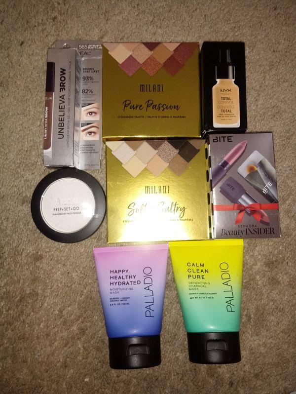 80 piece Makeup Bundle