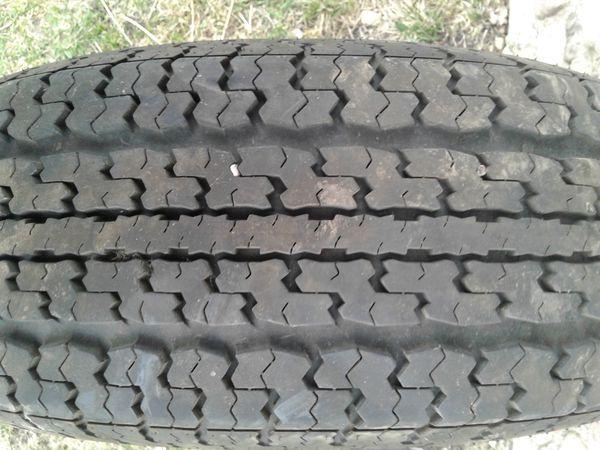Goodyear Marathon Trailer Tire - ST 205/75R 14