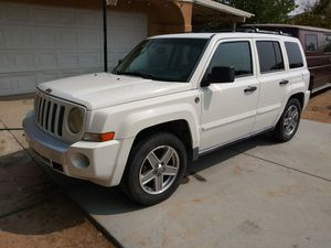 07 jeep patriot 4x4 for Sale in Hesperia, CA
