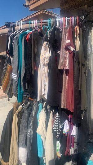 Dresses, hoodies, shorts, jeans for Sale in North Las Vegas, NV