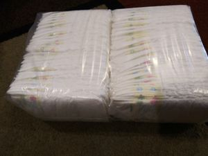 NB Pampers 👶(60 count) if you interested please come and pick up in Vallejo for Sale in Vallejo, CA