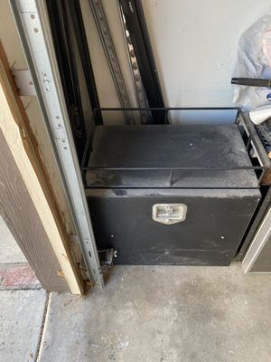 Aluminess storage box for Sale in Dana Point, CA