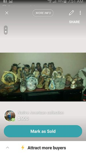 Native American collection bundle for Sale in Soperton, GA