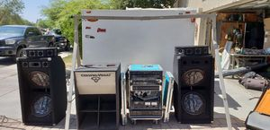 Dj set up. for Sale in Tolleson, AZ