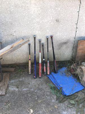 Baseball bats for Sale in Whittier, CA