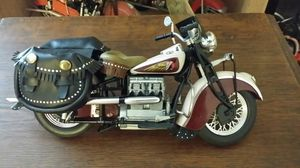 Indian Motorcycle 1:10 Scale Die-cast for Sale in Benbrook, TX