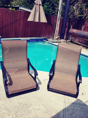 Outdoor Pool / Lounge Chairs for Sale in Houston, TX