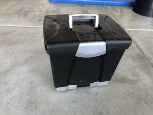 File box / cabinet for Sale in Wildomar, CA