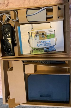 Nintendo wii for Sale in Garland, TX
