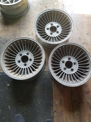 """3 15"""" mag wheels for Sale in McDonald, PA"""