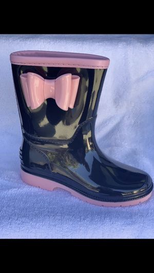 Rain Boots for Girls Kids Sizes: 11, 13, 2 for Sale in Bell, CA