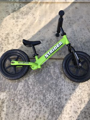 Strider bicycle for Sale in Orange, CA
