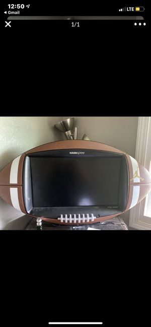Foot ball tv for Sale in Amarillo, TX