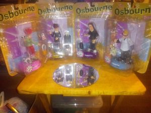 Ozzy & the FN Osborne Toy 4 Fig Lot for Sale in Madison Heights, MI