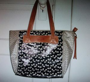 FOSSIL Tote Hand Bag for Sale in Elizabeth, PA