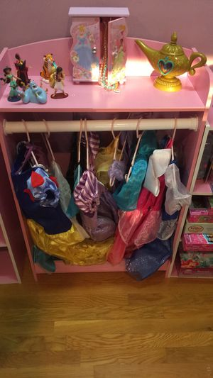 Kids 3 piece dress up storage ONLY for Sale in Peabody, MA