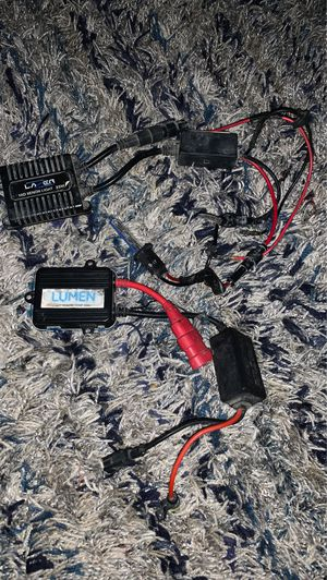 Headlight harness for led or halos or antiflicker for headlights for Sale in Corpus Christi, TX