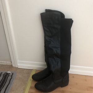 Over The Knee Fashion Boots/ Size 7 for Sale in Fraser, MI