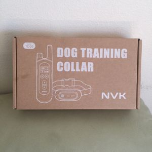 Dog Training Collar - Rechargeable Shock Collars for Dogs with Remote, 3 Training Modes, Beep, Vibration and Shock, Waterproof Collar, 1600Ft Remote R for Sale in San Francisco, CA
