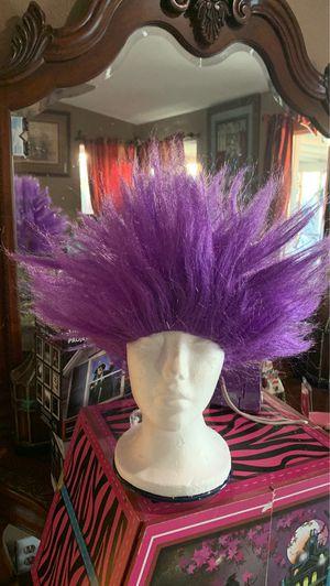 Trolls wig asking $5 for Sale in North Las Vegas, NV