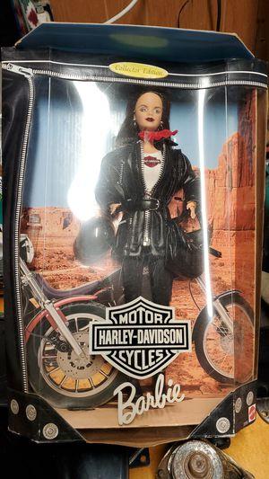 Harley Davidson barbie doll $100 for Sale in Phoenix, AZ