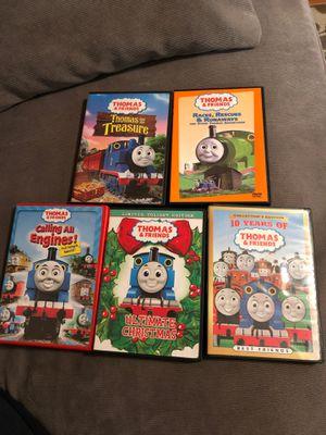 Children's Thomas & Friends DVD's for Sale in Everett, WA