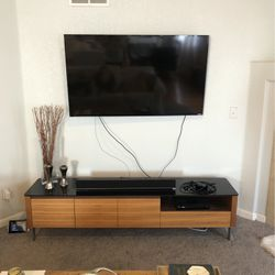 Sleek and Modern Media Stand for Sale in Denver,  CO