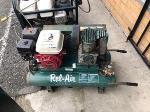 Rol-Air 4090HK17-0001 Gas Compressor Belt Driven for Sale in Everett, WA