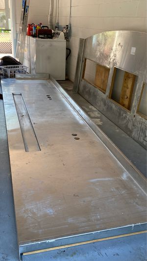 Free Free Counter top comercial kitchen for Sale in Orlando, FL
