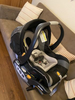 Chicco car seat with base for Sale in Virginia Beach, VA