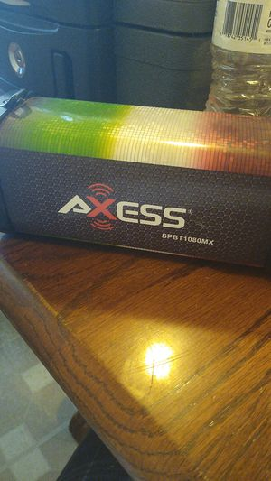 Axcess Bluetooth Speaker for Sale in Southgate, MI