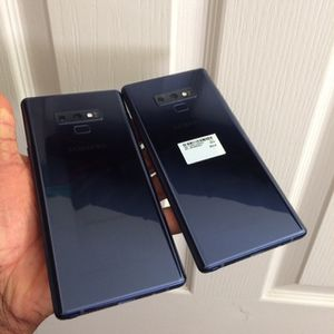 Galaxy note 9 128gb Unlocked For Any Carrier -$700 Both No Trade $350 Each Firm for Sale in Sacramento, CA