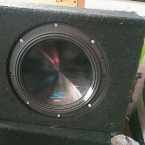 "12"" inch Alpine Type S subwoofer for Sale in San Diego, CA"