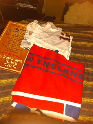 New PATRIOTS JERSEY for Sale in Los Angeles, CA
