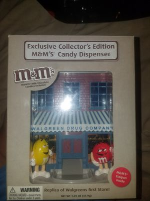 M&M CHARACTERS for Sale in Ada, OK