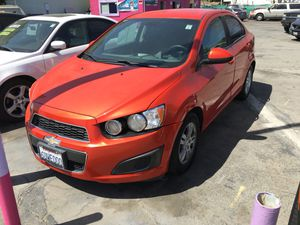 12 Chevy sonic. Drives great ! for Sale in Los Angeles, CA