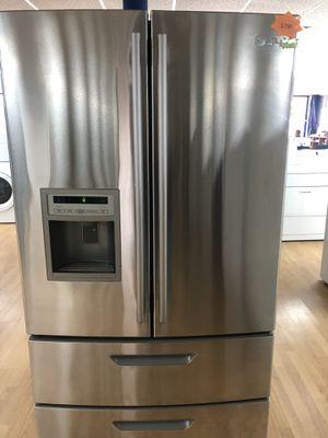 LG stainless steel double French door refrigerator for Sale in Woodbridge, VA