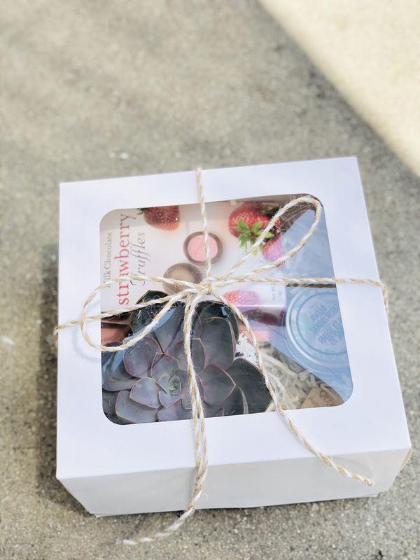 Quarantine gift boxes