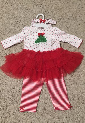 Baby's 1st Christmas outfit- New! for Sale in Peyton, CO