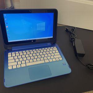 Hp x360 Touchscreen Laptop W/Windows 10 & Lifetime Office SSD (Fast) for Sale in Las Vegas, NV