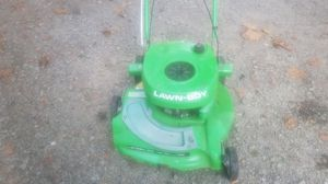 Self propelled 2 cycle LAWN BOY for Sale in Pittsburgh, PA