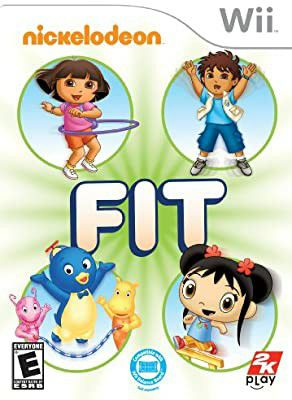 Wii Nickelodeon Fit for Sale in Rancho Cordova, CA
