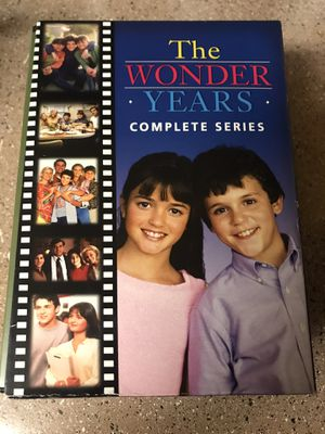 1988 THE WONDER YEARS COMPLETE SERIES for Sale in Phoenix, AZ