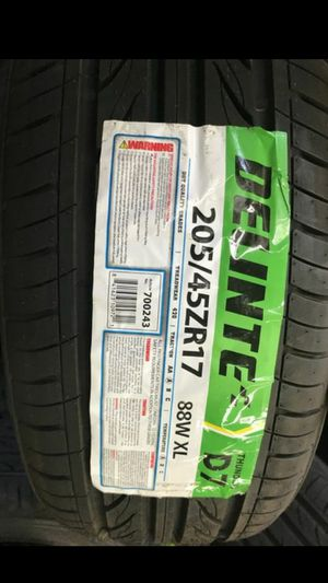 2054517 HT all new set of tires for Sale in Phoenix, AZ