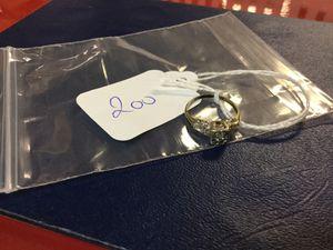 14 Kt white gold / real diamonds for Sale in Norfolk, VA