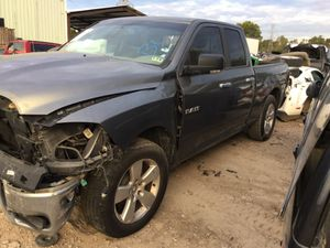2010 Dodge 1500 FOR PARTS for Sale in Dallas, TX