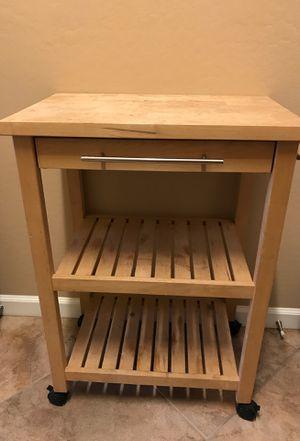 Small Kitchen utility table 30H26L17D for Sale in Litchfield Park, AZ