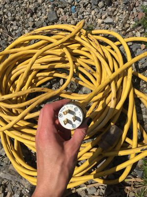 100 ft (I think!) neema 15amp, 125 V Extension Cord $50 for Sale in Edgewood, WA