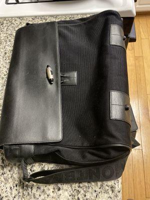 Montblanc messenger briefcase bag for Sale in St. Petersburg, FL