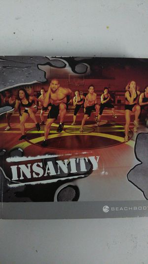 Insanity Workout Program, DvDs only for Sale in US